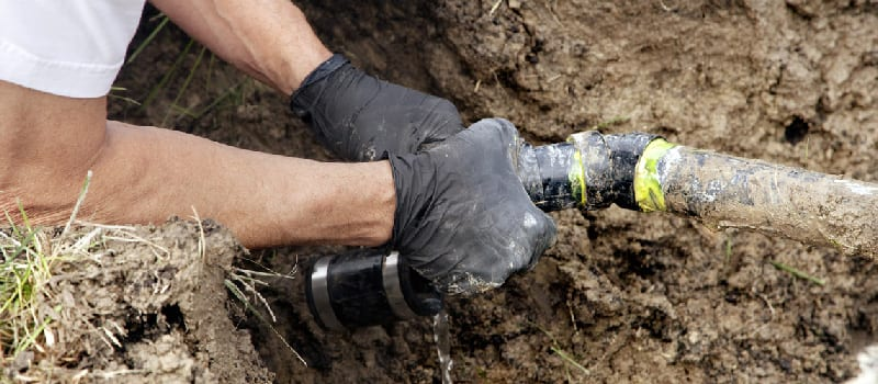 Septic Repair in Southern Pines, North Carolina